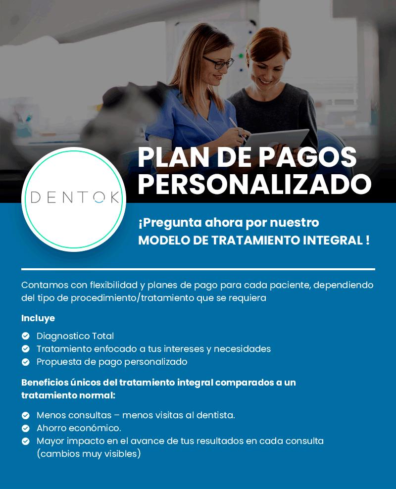 Plan de pagos personalizado - Implantes dentales en Tijuana
